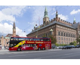 Copenhagen City Sightseeing One Tour