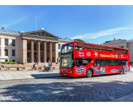 Oslo City Sightseeing