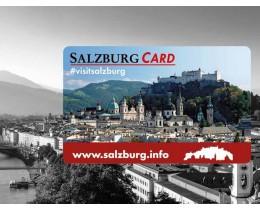 Salzburg Card - Carta turistica Salisburgo