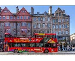 Edinburgh City Sightseeing - Bus turistici di Edimburgo