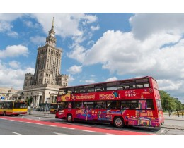 Varsavia City Sightseeing - Bus turistici di Varsavia