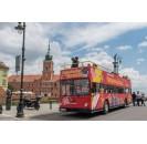 Varsavia City Sightseeing - Bus turistici di Varsavia