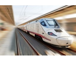 Toledo with high speed trains