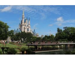 Disney Orlando Magic Kindom