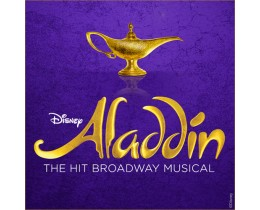 Aladdin - Disney New Musical