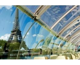 """BatoBus - Parigi in battello """"sali e scendi"""""""