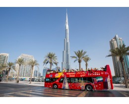 Dubai City Sightseeing - Bus Turistici a Dubai
