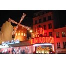 Moulin Rouge+Free City Tour