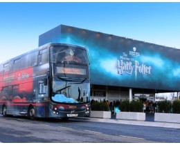 The Making of Harry Potter + Bus Hop-on Hop-off