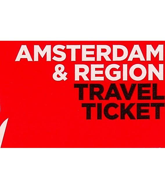 Amsterdam and Region Travel Tiscket