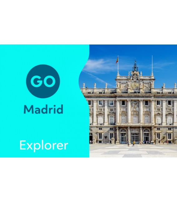 Go Madrid Explorer Pass
