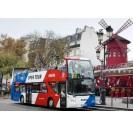 Paris OpenTour - Bus Turistico Parigi