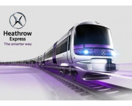 Heathrow Express - Train Airport London city center