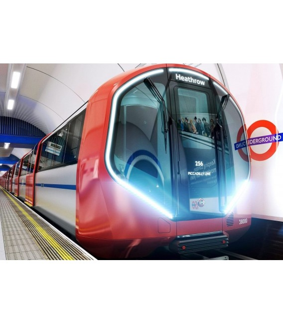Heathrow Aeroporto - Londra centro in Metro
