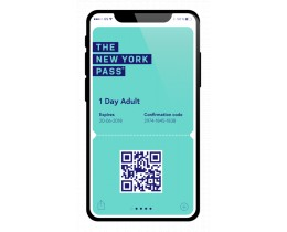 New York Pass E-Ticket