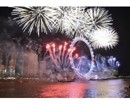 NEW YEAR's EVE CRUISE & FIREWORKS