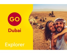 Dubai Explorer Pass