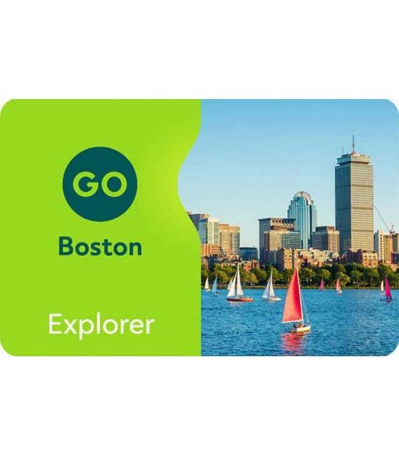 Boston Explorer Pass