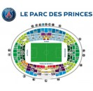 Partite del Paris Saint-Germain al Parc des Princes