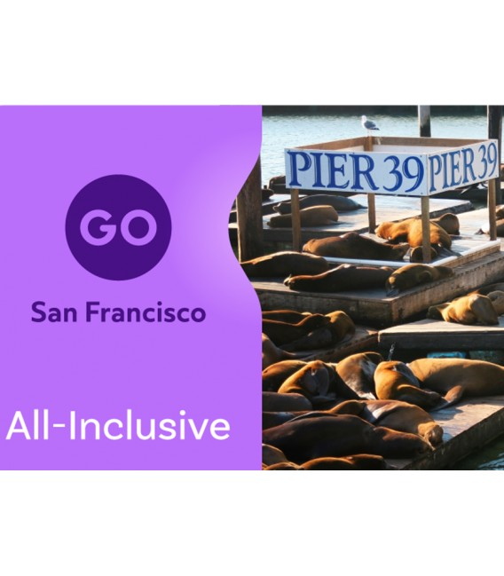 Go San Francisco pas