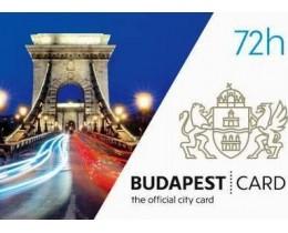 Budapest Card voucher