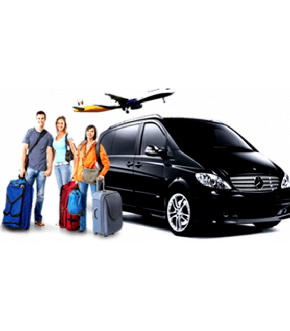 Luton - London city center - private transfer one way