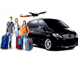 Luton - London city center - private transfer round trip