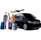 Dublin airport - city center - private transfer round trip