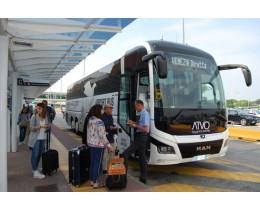 Transfer in bus Aeroporto Treviso - Venezia