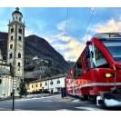 Trenino del Bernina.