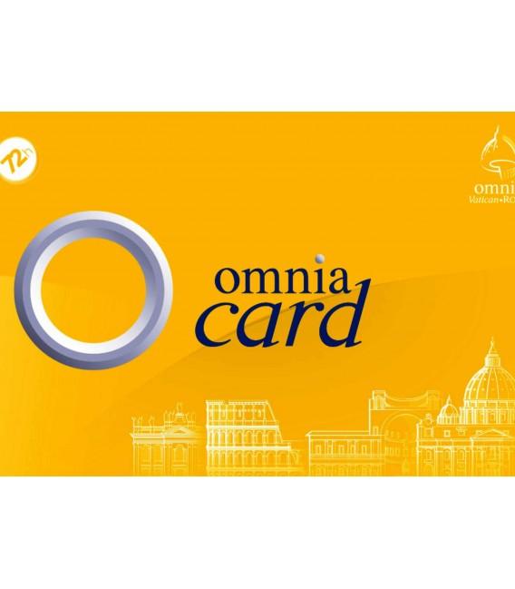 Vatican and Rome Omnia Card