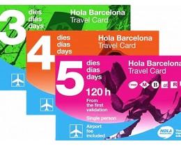 Hola BCN travelcard