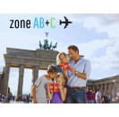 Berlin Welcome Card e-Ticket zone ABC