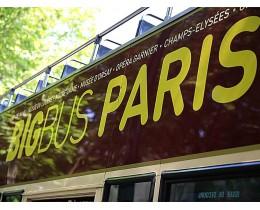 Paris OpenTour - Touristic Bus