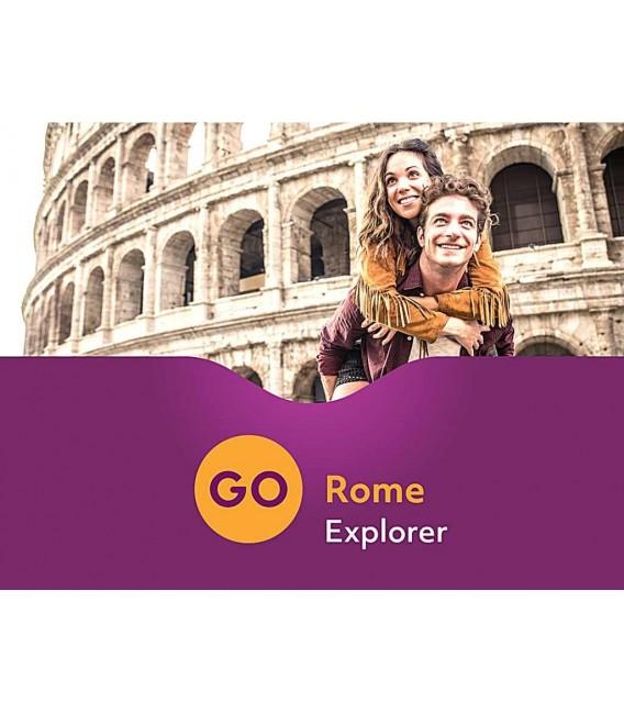 GO Rome Explorer Pass