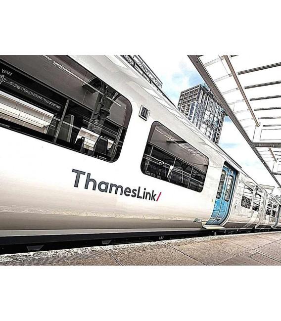 Gatwick Airport Thameslink - treno aeroporto Londra centro
