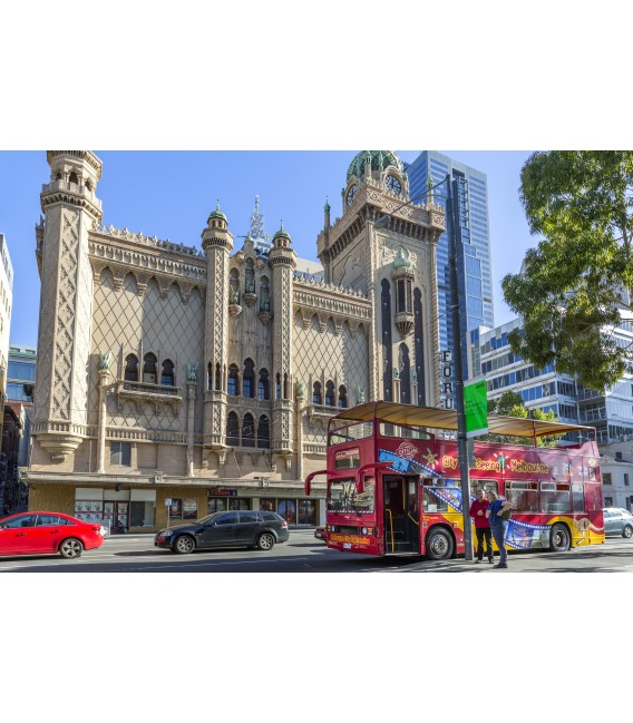 Melbourne City Sightseeing
