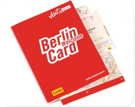 Berlin Welcome Card E-VOUCHER