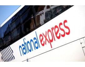 Luton Bus National Express