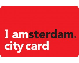 I Amsterdam Card  E-Voucher