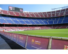 Tour del Camp Nou e museo del  Barcelona