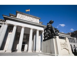 City Sightseeing Tour + Prado Museum