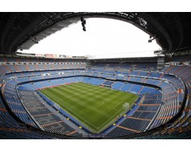 Santiago Bernabeu Entrance and Tour