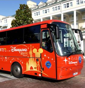 Disney Magical Shuttle